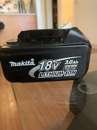 Makita Replacement Battery 18V 3.0AH lithium ion