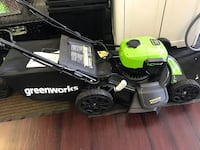 Greenworks G-Max 40V 21in. Self-Propelled Dual Port Mower (Battery & Charger Not Included) - NEW! Las Vegas, 89147