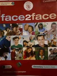 FACE2FACE A1A2 kitap Istanbul, 34160