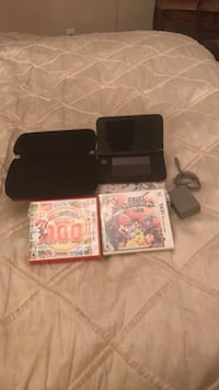 3dsXL with Smash Lake Forest, 92679