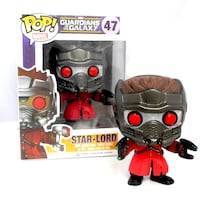 Pop ! marvel star lord vinyl figure Port Moody