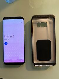 Samsung Galaxy s8 and gear s2 watch Mississauga, L5B 2Y6