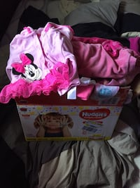 0-3 months clothing for baby girl  Kitchener, N2M 2L2