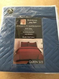 Brand new queen size quilt 3 piece  set  Port Orange, 32127