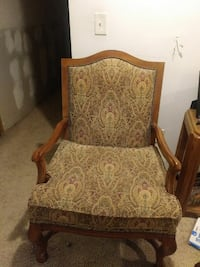 Two Set Living Room Chairs