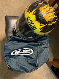 HJC motorcycle helmet (XL)