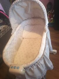 Bassinet in great condition.  Mississauga, L5A 3X3