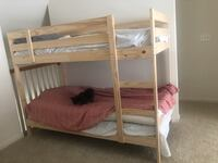 Barely used bunk bed from IKEA Alexandria, 22314