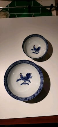 2 Fine China Bowls Mississauga, L5B 3Y3