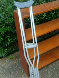 Adjustable Crutches Houston, 77061
