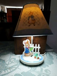 Vintage Peter Rabbit lamp Whitby, L1P 1A1