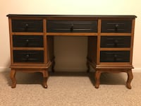 Solid Wood Refinished Antique Desk REDUCED!! McLean, 22101
