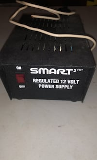 Smart 2 regulated 12 volt power supply