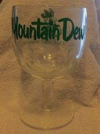 Vintage Mountain Dew Cup