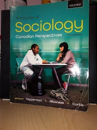 Principles of Sociology.  Mississauga, L5C 1X4