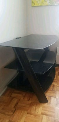 Glass TV stand  Guelph, N1K 1N5