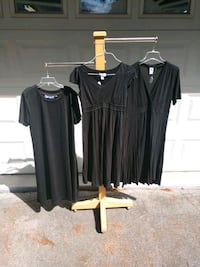 women's black dresses/size large Westminster, 21157