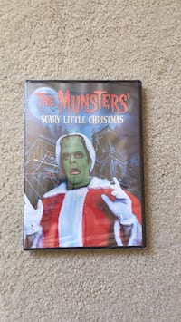 The Munsters scary little Christmas DVD Mission Viejo, 92691