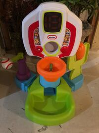 Little tikes discovery sounds sports center Forked River, 08731