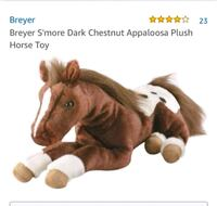 "New in package 19"" Breyer plush horse   Huntley, 60142"