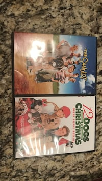 The Sandlot and 12 Dogs of Christmas cases Louisville, 40241