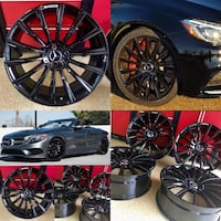 20 inches Mercedes Benz amg rims brand new West Caldwell, 07006