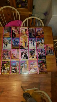 Barbie books 188 mi