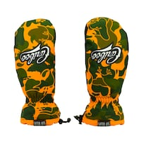CARIBOO BREWING X SALMON Snowboard mitts