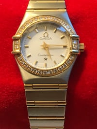 Omega Constellation Tow Tone Vancouver, V6Z