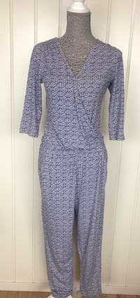 Jumpsuit i str Medium Nyborg, 5131