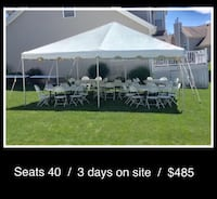 party rentals & planing Kendall Park, 08824