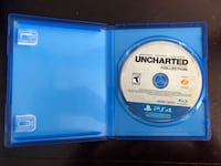Uncharted the Nathan Drake Collection PS4  3730 km