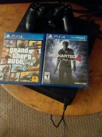 two Sony PS4 games just gta Rocky Mount, 27801