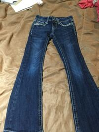 Grace in LA kids jeans size 7 Midland, 79705