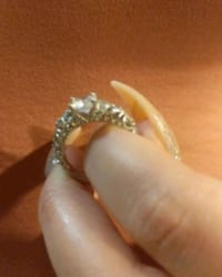 Engagement Ring size 7 Colton