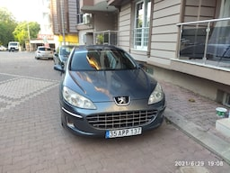 2007 Peugeot 407 1.6 HDI EXECUTIVE df209360-aef8-485d-8521-55fced640bb0