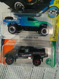 baja off road trucks (2x$4)