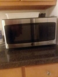 GE microwave only few months old  486 mi