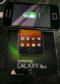 Samsung galaxy ACE IN ORIGINAL BOX Richmond Hill, L4S 1W7