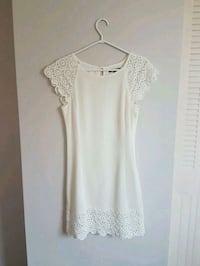 women's white sleeveless dress Edmonton, T5L