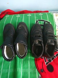 Men's shoes and snow boots