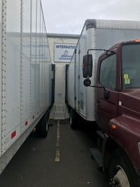 Hino box w/liftgate 24 ft Linden, 07036