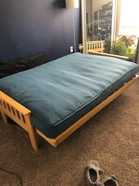 Full size futon with newer mattress for sale Bethesda, 20814