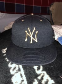 NY Yankees Fitted Hat Eagle Point, 97524