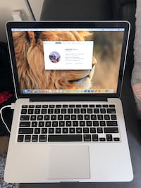 Silver MacBook Pro Airdrie, T4B