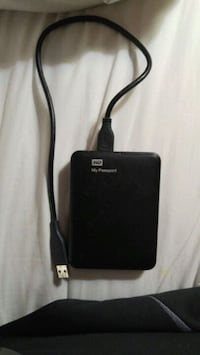 6 month old WD My Passport 1tb external Hard drive Tulsa, 74145
