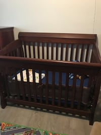 Crib Set Mississauga, L4X 2K3