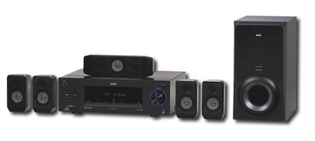 RCA Home Theatre System - Surround Sound with Subwoofer