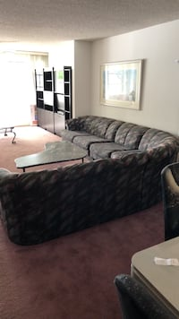 brown sectional couch Tamarac, 33321