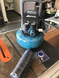 ANVIL 2G Pancake Air Compressor with 7-Piece Accessories Kit Temple City, 91780